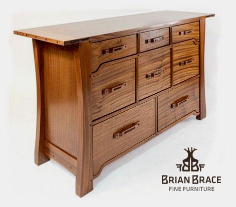 Brianbracefinefurniture Bedroom, Greene And Greene Furniture